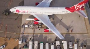 Virgin Orbit dostarczył satelity na orbitę. Za drugim razem