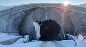 W tym roku ma być gotowy tunel ekspresowej Zakopianki