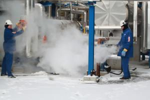Zima prawdziwym sprawdzianem dla rafinerii