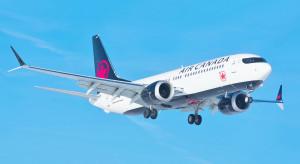 Kanada znosi zakaz lotów Boeingów 737 Max
