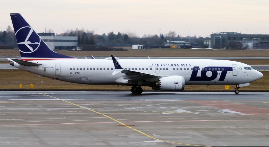 Boeing sprzedał 14 Maksów