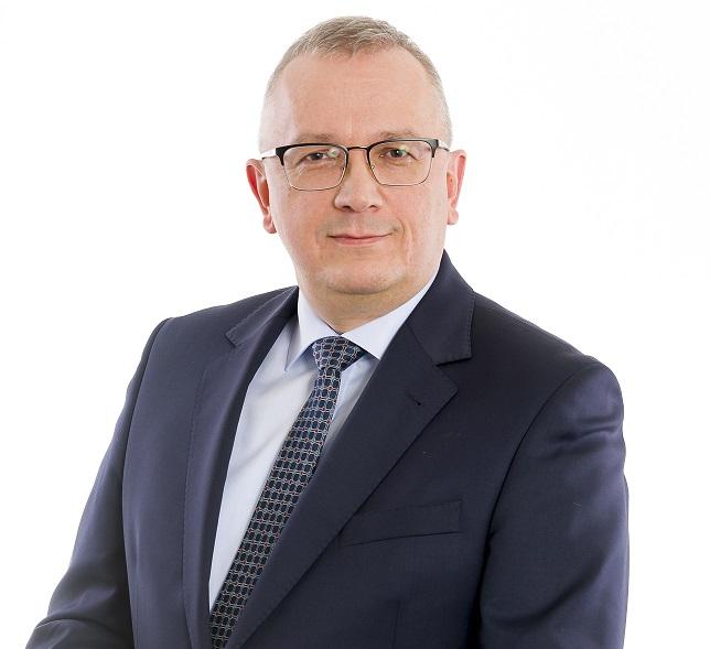 Przemysław Kołodziejak, p.o. prezesa zarządu PGE Energia Ciepła (Fot. mat. PGE Energia Ciepła)