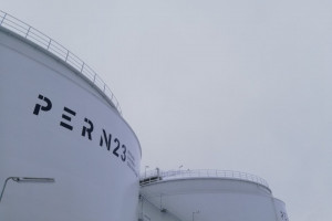 PERN ma trzy nowe zbiorniki. Budowa dobiegła końca