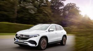 Mercedes pokazał nowego elektrycznego SUV-a