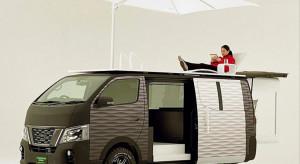 Nissan tworzy nowe trendy i buduje auto... do pracy zdalnej