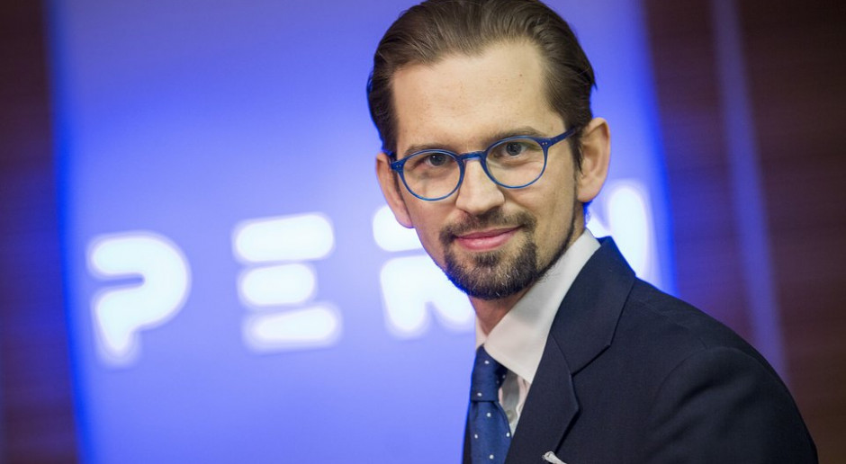 Mateusz Radecki wiceprezesem PERN