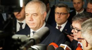 Sasin: Życzyłbym sobie, żeby Gryglas pozostał wiceministrem