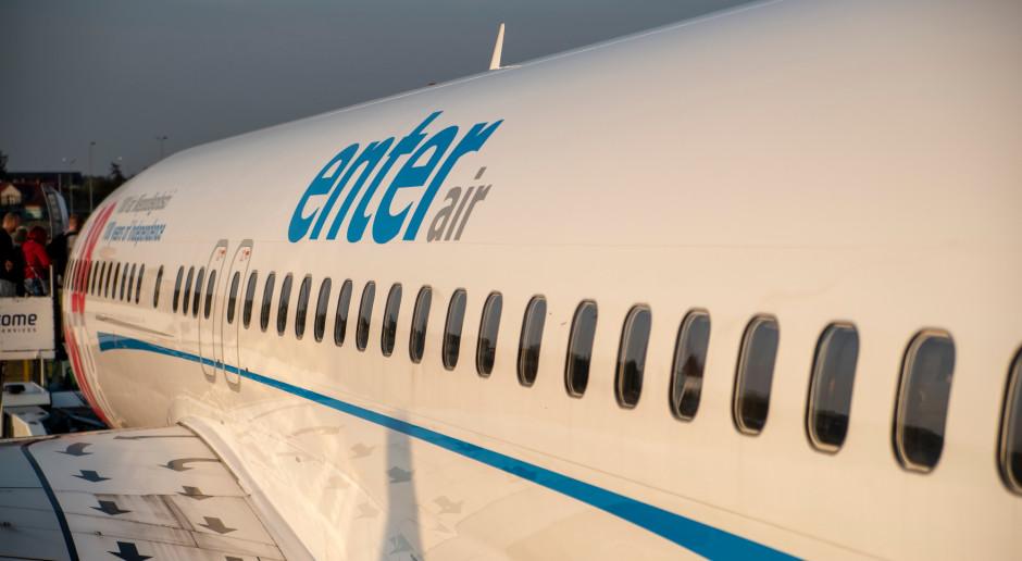 Enter Air pozyskał 287 mln zł pożyczki z PFR