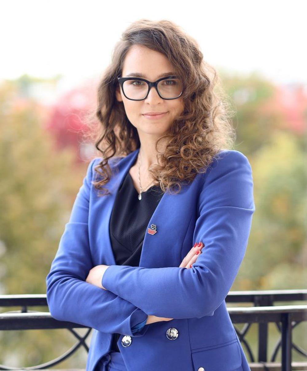 Justyna Orłowska (fot. mat. pras.)