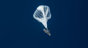 Google rezygnuje z internetowych balonów