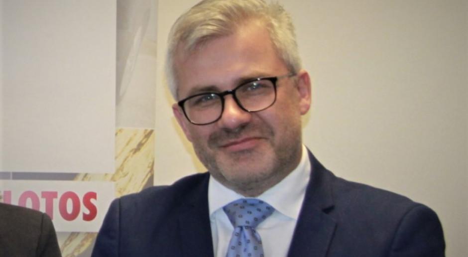 Krzysztof Nowicki wiceprezesem Grupy Lotos