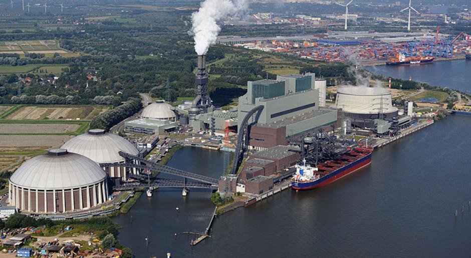 Wodór może dać drugie życie elektrowni węglowej