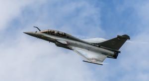Grecja kupuje od Francji 18 myśliwców Rafale