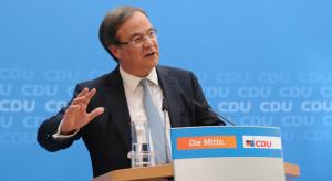 Nowy szef CDU: nie będę rewidował swojego poparcia dla Nord Stream 2