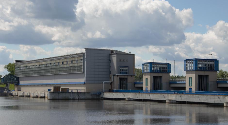 Modernizacja Elektrowni Wodnej Dębe zgodnie z planem