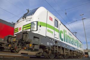 Kolej ma sposoby na redukcję CO2. I to cały wachlarz