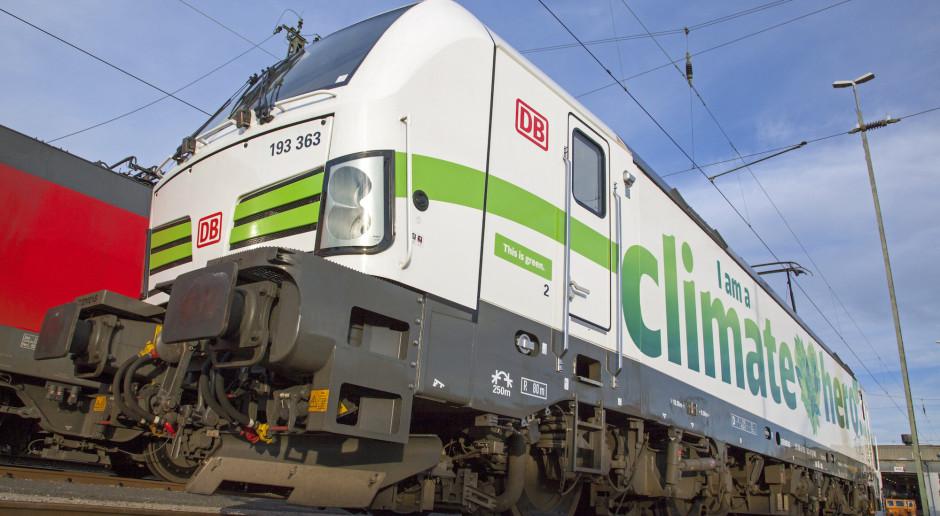 Zielony transport i konteneryzacja szansą dla przewozów towarowych koleją