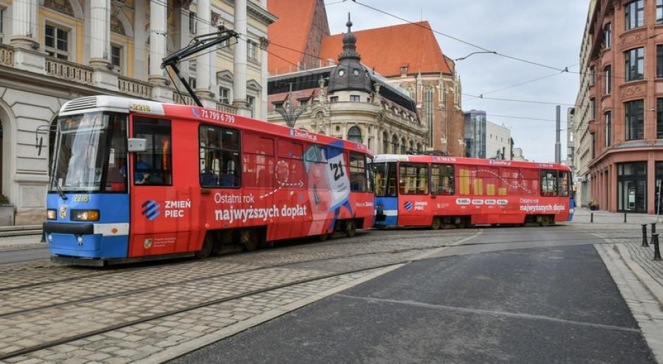ZUE przez dwa lata ma dbać o tramwaje we Wrocławiu
