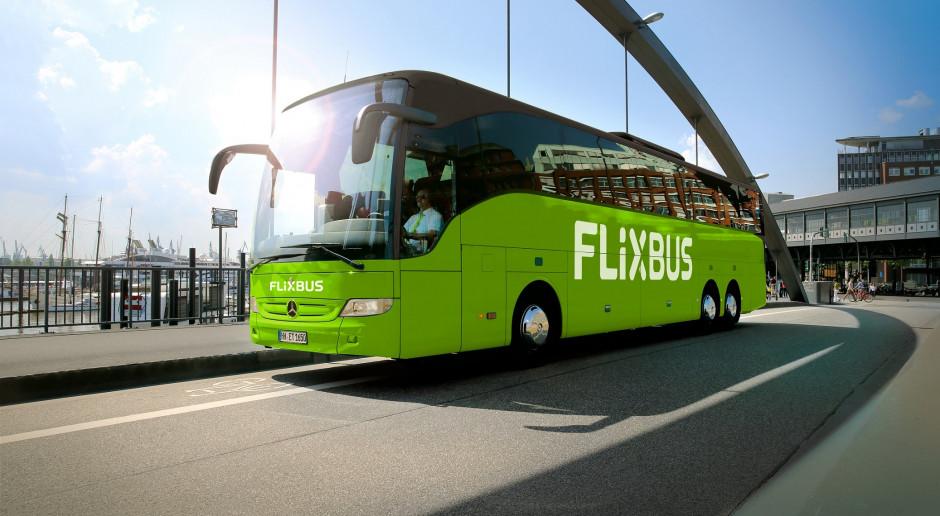FlixBus i FlixTrain z połową pasażerów w 2020 roku