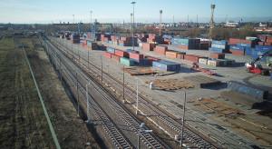 Nowa linia kolejowa w porcie Szczecin