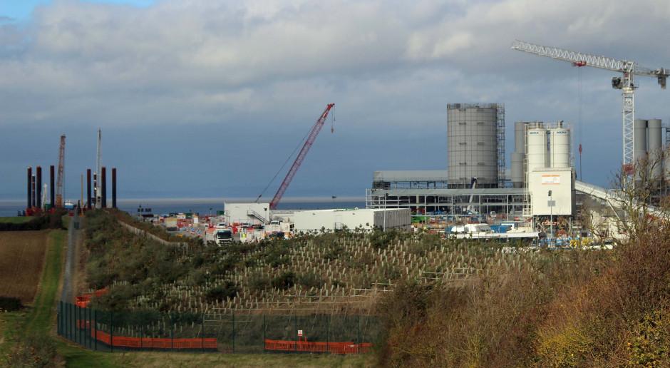 Otwarcie brytyjskiej elektrowni atomowej opóźnione o pół roku z powodu pandemii