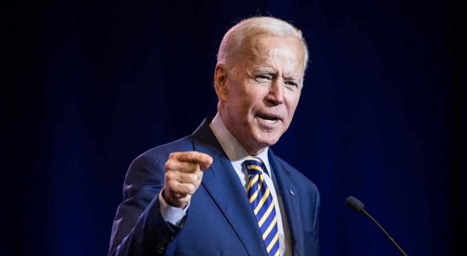 """Joe Biden uważa, że Nord Stream 2 to """"zły interes"""" dla Europy"""