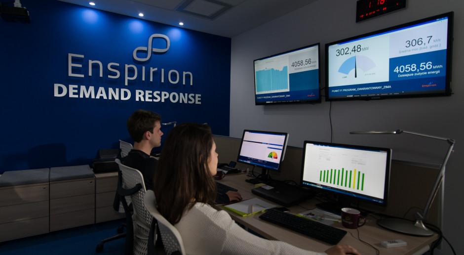 Enspirion uczestniczy w bilansowaniu KSE