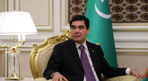 Biały książę z Turkmenistanu zacieśnia współpracę z Afganistanem. Nie bez powodu