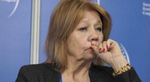 Mączyńska: Polska gospodarka stosunkowo dobrze radzi sobie z kryzysem