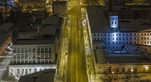 Drążenia tuneli kolejowych pod Łodzią nadzoruje specjalistyczna firma