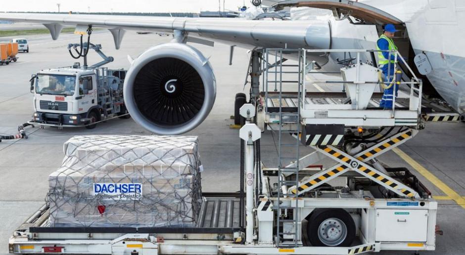Dachser poszerza ofertę transportu lotniczego
