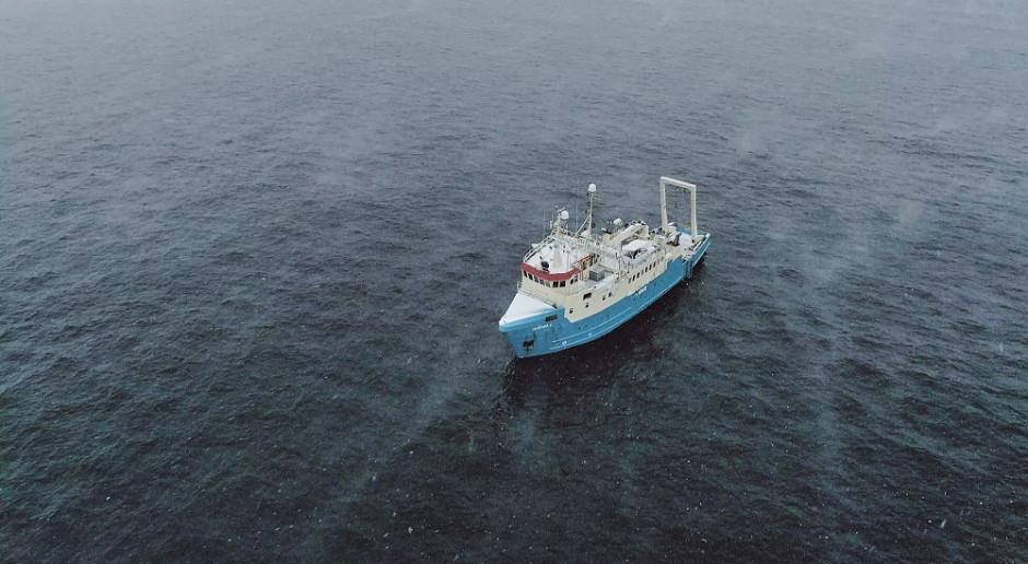 Ruszyły badania dna Bałtyku pod kabel Harmony Link