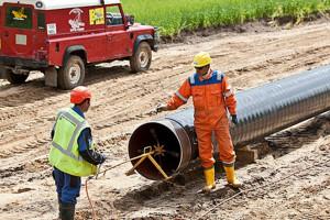 Baltic Pipe: wszystkie rury dla podmorskiej części gazociągu wyprodukowane