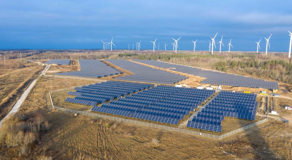 Coraz więcej czystej energii z Eesti Energia