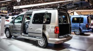 Volkswagen Poznań rozpoczął seryjną produkcję Caddy 5 Maxi