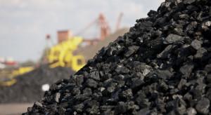 Spadły sprzedaż i wydobycie węgla