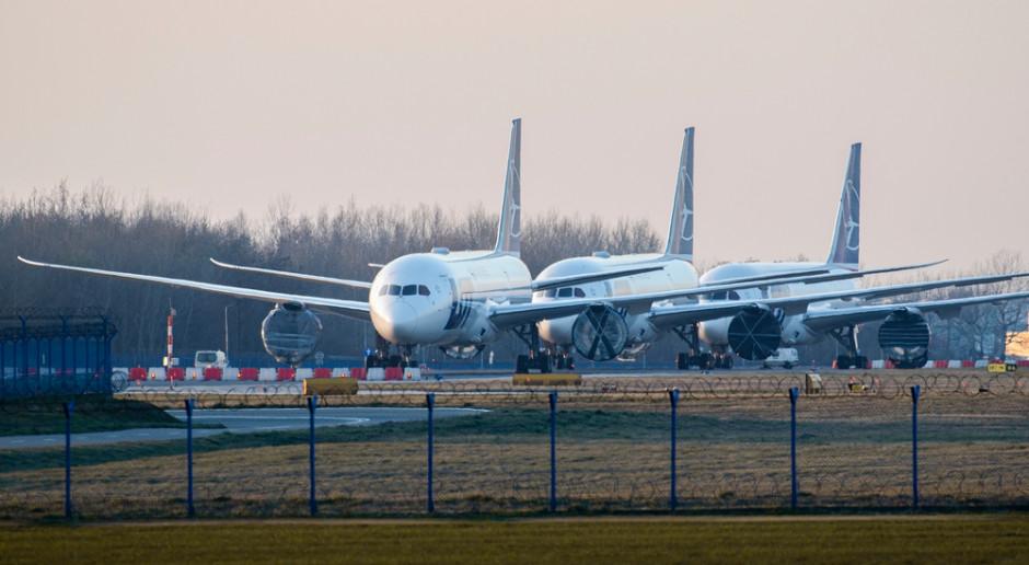 MI: 70 mln zł wsparcia dla branży lotniczej