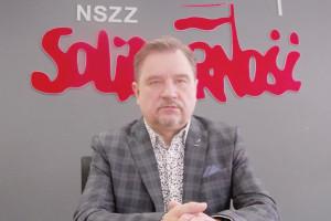 Lider Solidarności o polityce energetycznej: jesteśmy zdegustowani