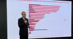 Pomimo kryzysu Polska nadal na ścieżce nadrabiania dystansu wobec UE