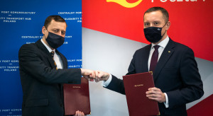 Port Solidarność ma porozumienie z Pocztą Polską