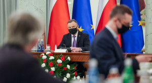 Duda: Europa Środkowa to wspólnota sukcesu