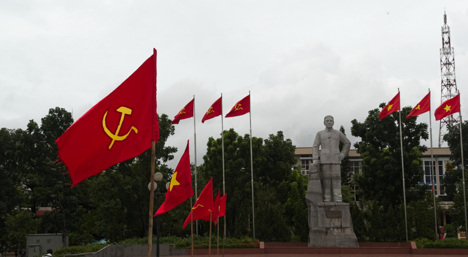Komuniści otwierają Wietnam