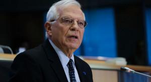 Josep Borrell broni wizyty w Moskwie