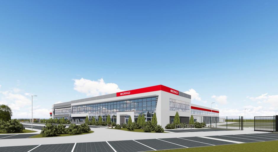 Erko wybuduje pod Olsztynem nowoczesną fabrykę