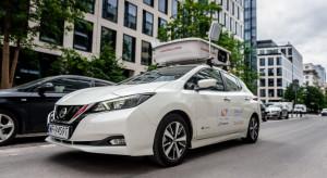 Elektryczne samochody zmierzą poziom pyłów w Warszawie