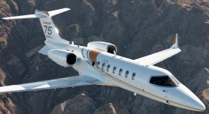 To koniec samolotów Learjet