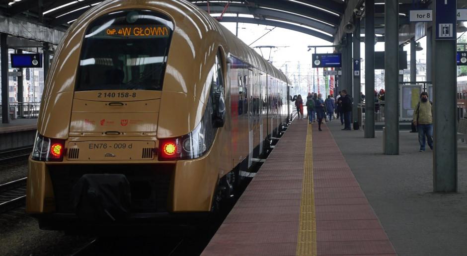 Kolejarze szykują następne inwestycje na trasie Kraków - Katowice