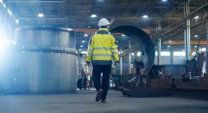 Spadła produkcja przemysłowa w eurolandzie
