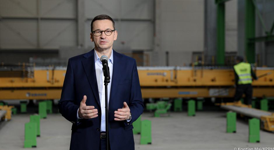 Premier: Polski przemysł ma solidne fundamenty. To zasługa Strategii Odpowiedzialnego Rozwoju