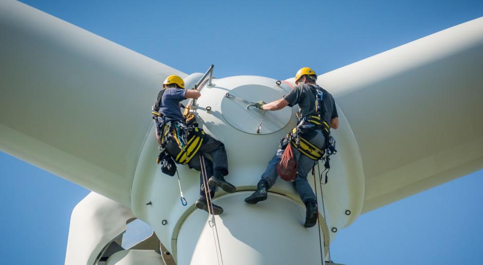 Farmy wiatrowe są dziś w Europie stałym tematem krajobrazu. Fot. shutterstock